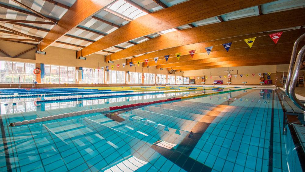 Horaris piscina coberta juliol 2021