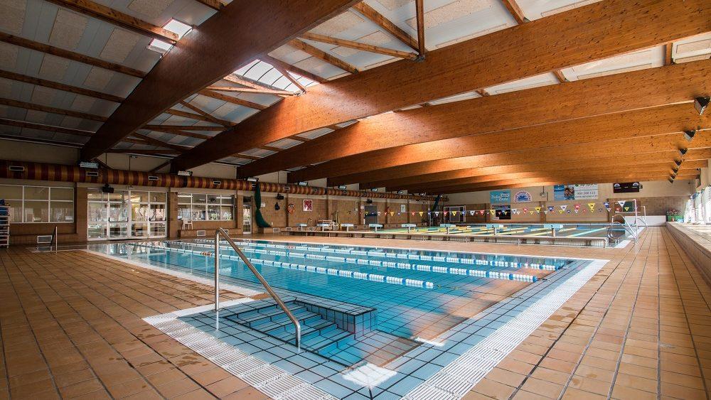 Horaris piscina coberta agost 2021